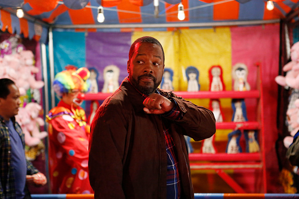 Supernatural Season 12 News Amp Update K C Undercover Actor Kadeem Hardison Cast As Music