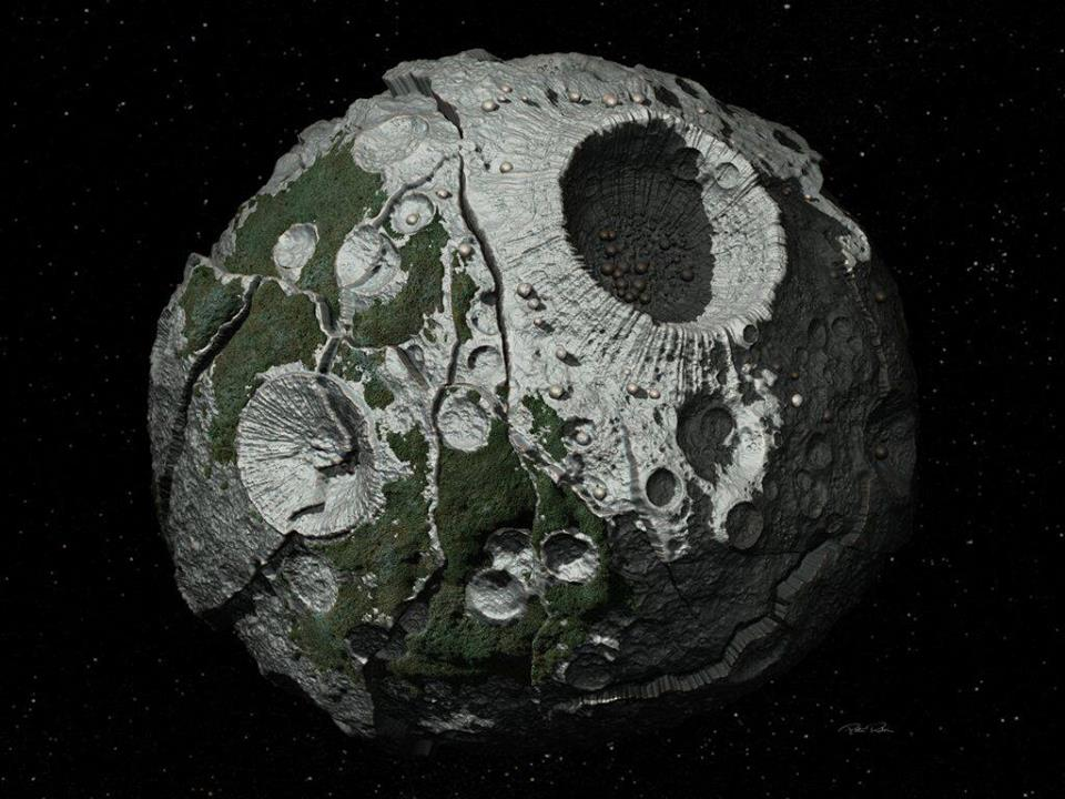 psyche mission large metal asteroid is next to nasa s