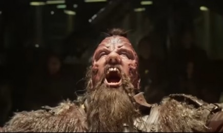 Taserface in the latest trailer for 'Guardians of the Galaxy Vol. 2'