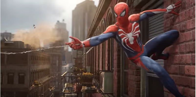 All New Games On Ps3 : Spider man game exclusively comes to playstation this