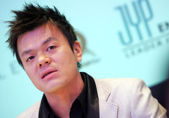 Park jin young dating true fans