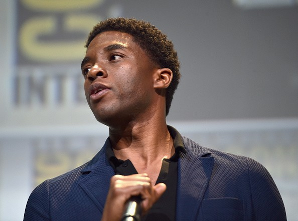 Chadwick Boseman promises Black Panther will be a