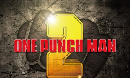 Official poster announcement for 'One Punch Man' season 2
