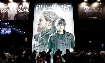 """Final Fantasy XV"" is scheduled for release on Nov. 29 for Xbox One and PlayStation 4."