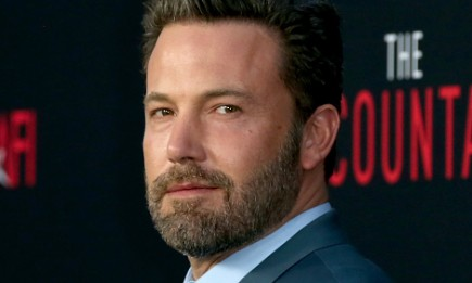 """Actor Ben Affleck attended the premiere of Warner Bros Pictures' """"The Accountant"""" at TCL Chinese Theatre on Oct. 10 in Hollywood, California."""