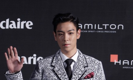 BIGBANG's T.O.P in attendance during the 18th Busan International Film Festival.