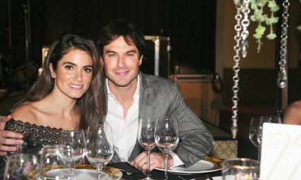 Nikki Reed and Ian Somerhalder attended the Unlikely Heroes 4th Annual Recognizing Heroes Charity Benefit at The Ritz-Carlton, Dallas on Nov. 12 in Dallas, Texas.