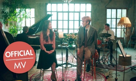 Miss A's Suzy and EXO Baekhyun in their hit single 'Dream.'