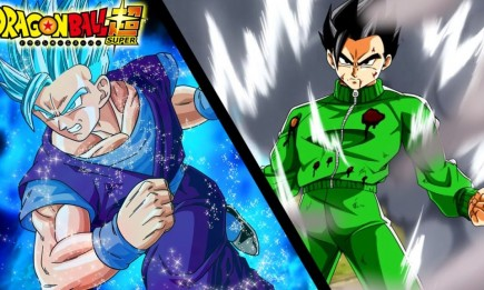 """The image shows the """"Dragon Ball Super"""" characters."""