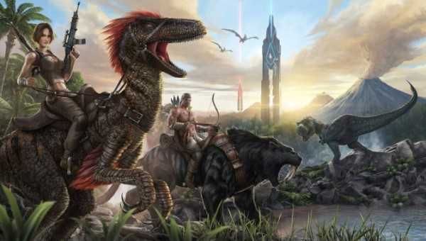 Ark: Survival Evolved PS4 Version Coming Out Next Week