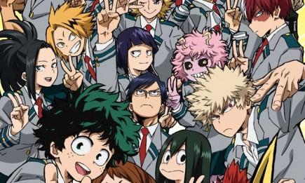My Hero Academia Season 2 for Spring 2017 release