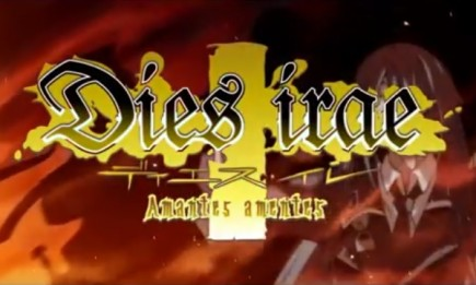 'Dies Irae' Game Title Page