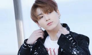 BTS member Jungkook names his greatest rival in K-Pop industry.
