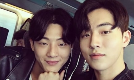 "Ji Soo and Nam Joo Hyuk off for a short vacation for ""Celebrity Bros."""