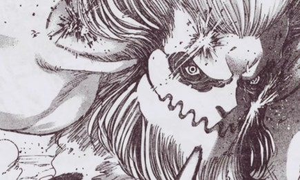 Jaw Titan revealed in 'Attack on Titan' chapter 91