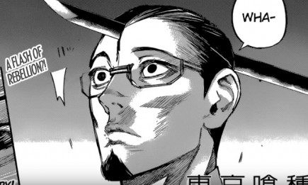 Matsuri is attacked from behind in 'Tokyo Ghoul:re' chapter 116