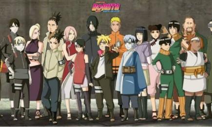 Boruto Anime Series
