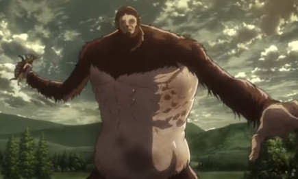 Beast Titan revealed in 'Attack on Titan' season 2 trailer