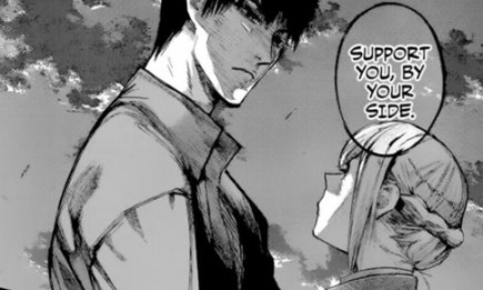 Amon reveals his feelings to Mado in 'Tokyo Ghoul:re' chapter 121