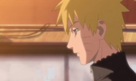Naruto before becoming the Hokage