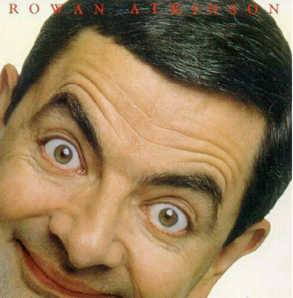 Rowan Atkinson victim ...