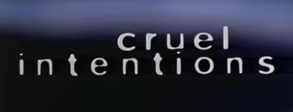 'Cruel Intentions' series starring Sarah Michelle Gellar ...