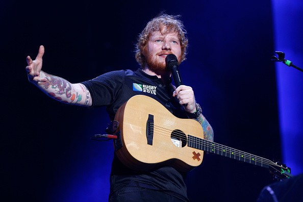 Or Just Stealing? Ed Sheeran Faces Another Copyright Suit