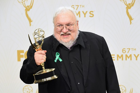 Will George RR Martin Have A Surprise Book Launch?