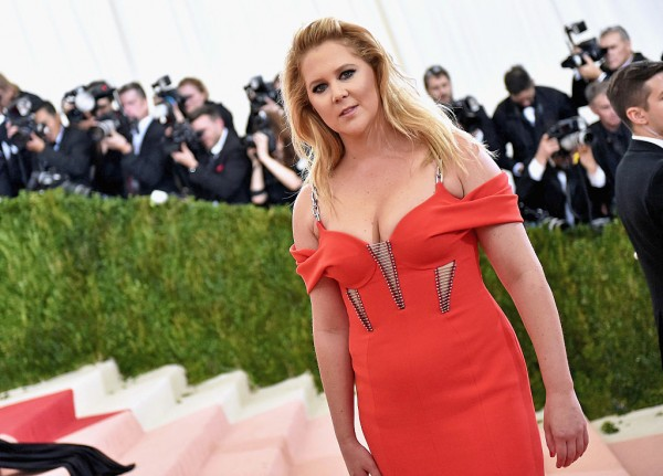 Amy Schumer Has A Sex Tape And Doesn't Care If It Leaks